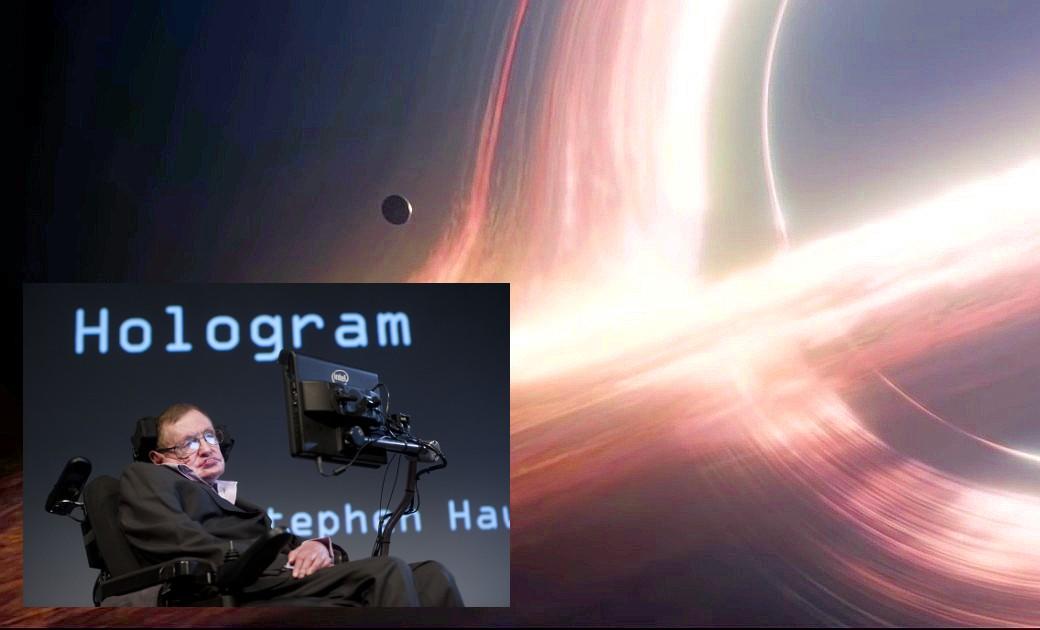 """Hawking: """"In Schwarzen Löchern geht Information nicht verloren"""""""