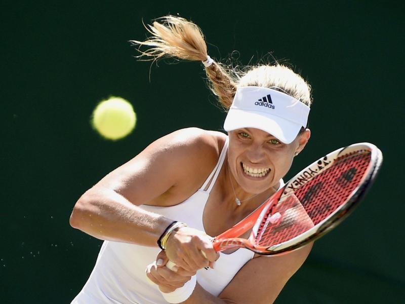 Angelique Kerber erreicht erneut Finale von Stanford