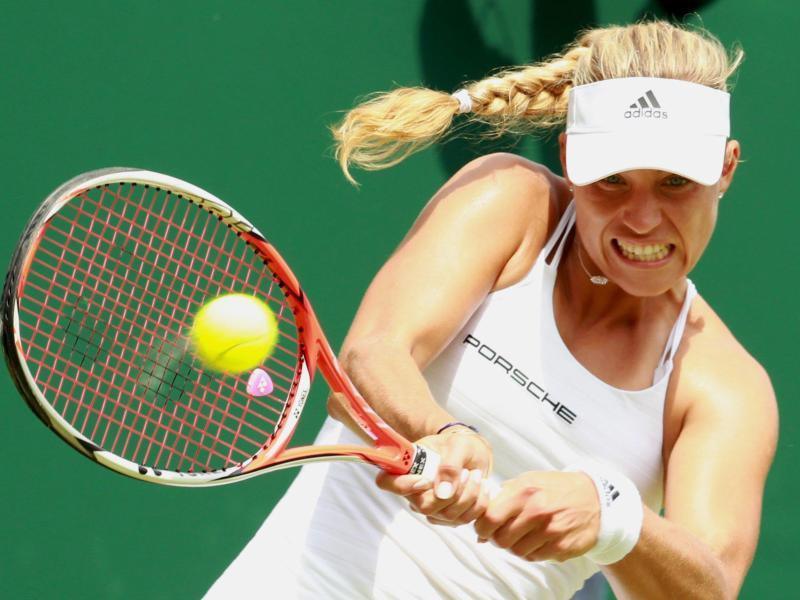 Kerber gewinnt Tennis-Turnier in Stanford
