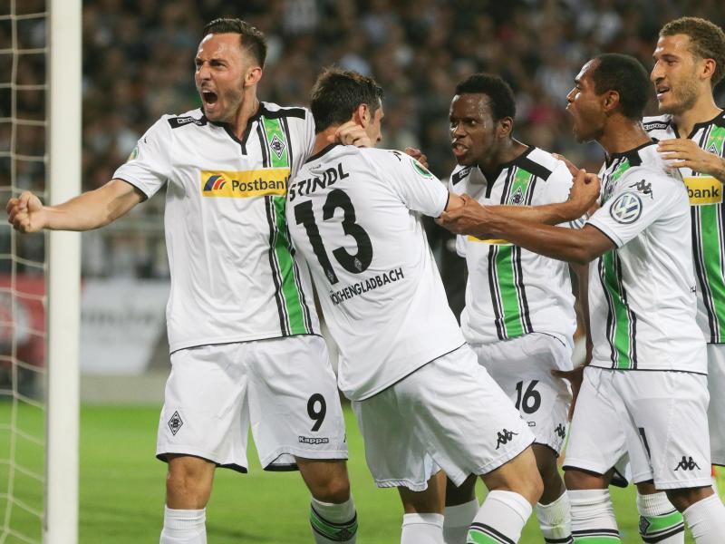 Mönchengladbach dreht Pokalmatch bei St. Pauli