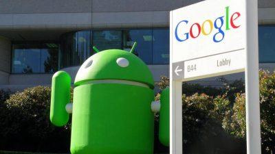 Millionenstrafe für Google in Italien wegen Missbrauchs seiner Marktposition