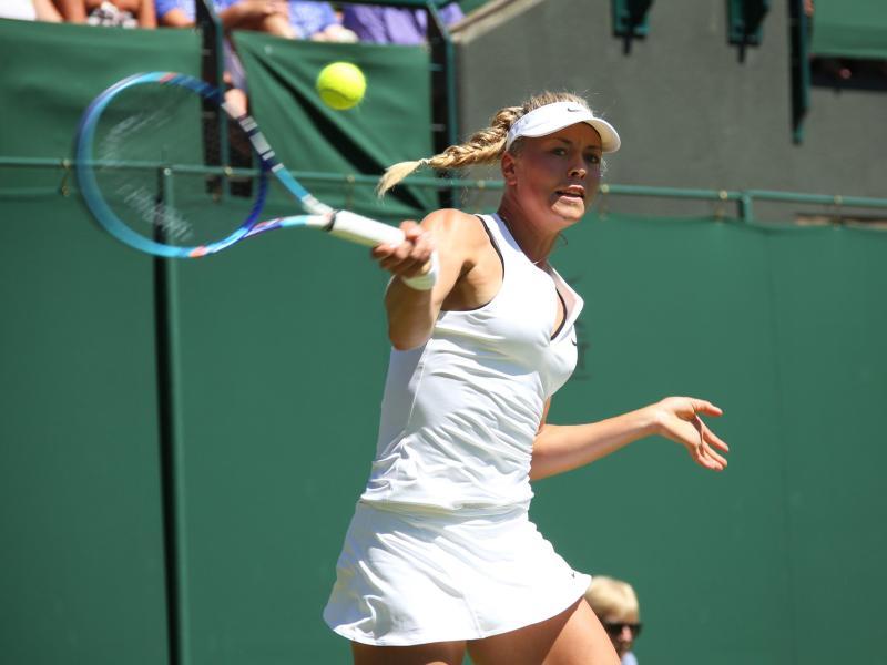 Witthöft beim Tennis-Turnier in Toronto ausgeschieden