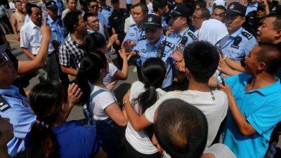 Tianjin-Tragödie: Feuerwehrmann ist kein erlernbarer Beruf in China