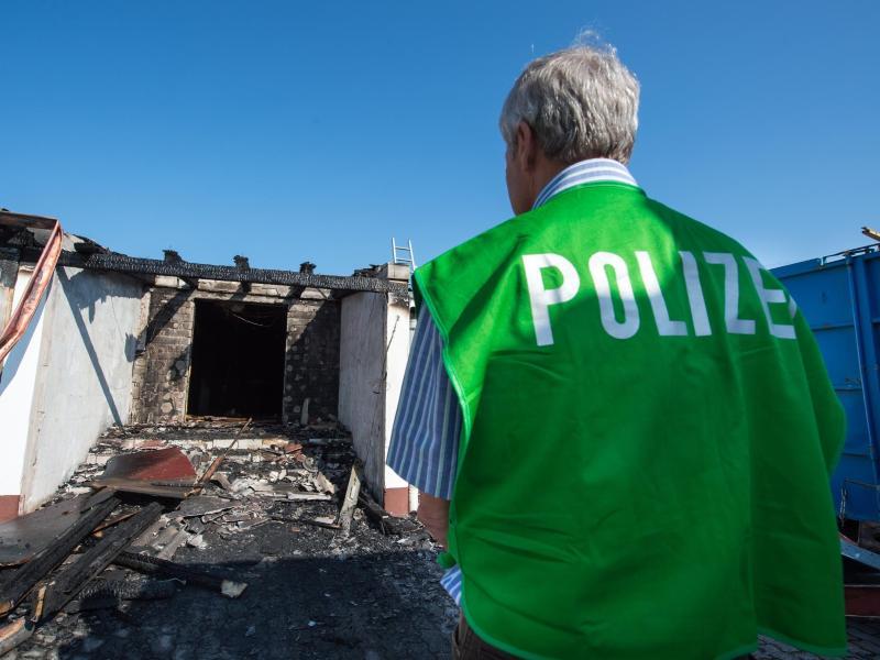 Urteil gegen Ex-NPD-Politiker wegen Brandanschlag auf geplante Asylunterkunft teilweise bestätigt