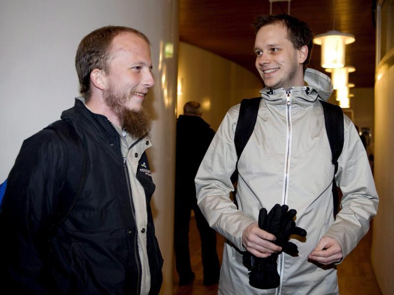 Pirate-Bay-Gründer wehrt sich gegen Auslieferung anSchweden