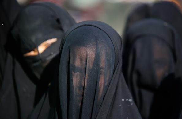 Das Gesicht des Islam Foto: AHMAD AL-RUBAYEGetty Images