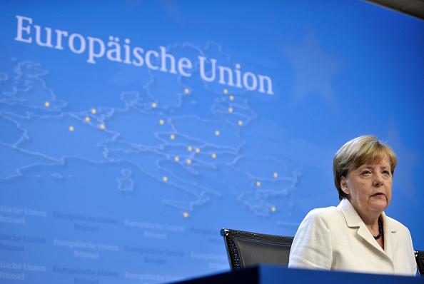 Gegen europäische Armee: Angela Merkel erteilt der EU eine Absage