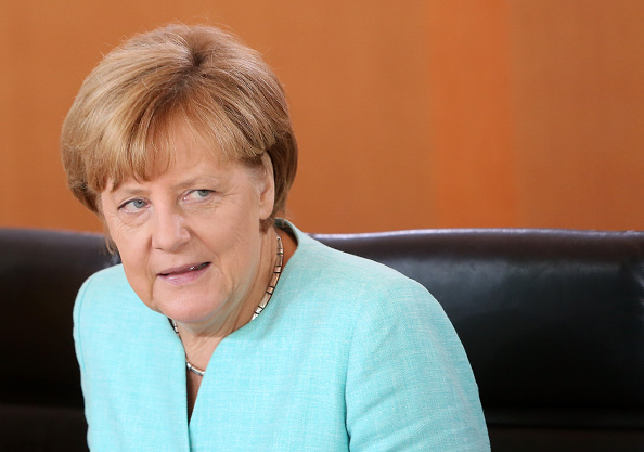 Bundeskanzlerin Angela Merkel  Foto: Getty Images
