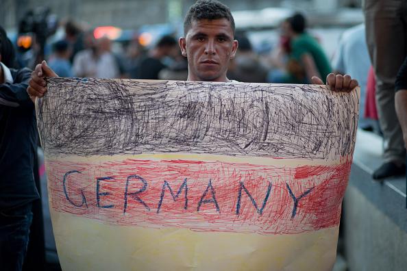 Deutschland wird zum gelobten Land für unzählige Migranten. Foto: Matt Cardy/Getty Images