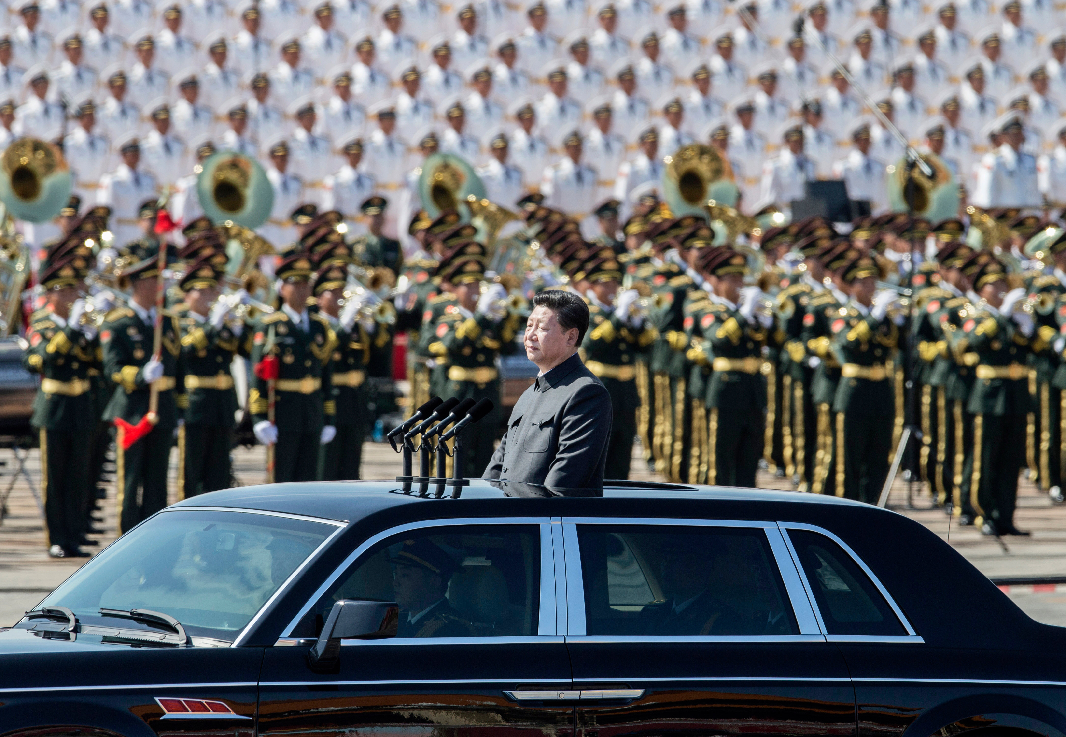 China nach der Machtdemonstration: Warum jetzt innenpolitische Änderungen kommen