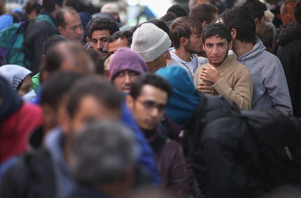 Wer ist ein echter Syrer? Foto: Sean Gallup/Getty Images