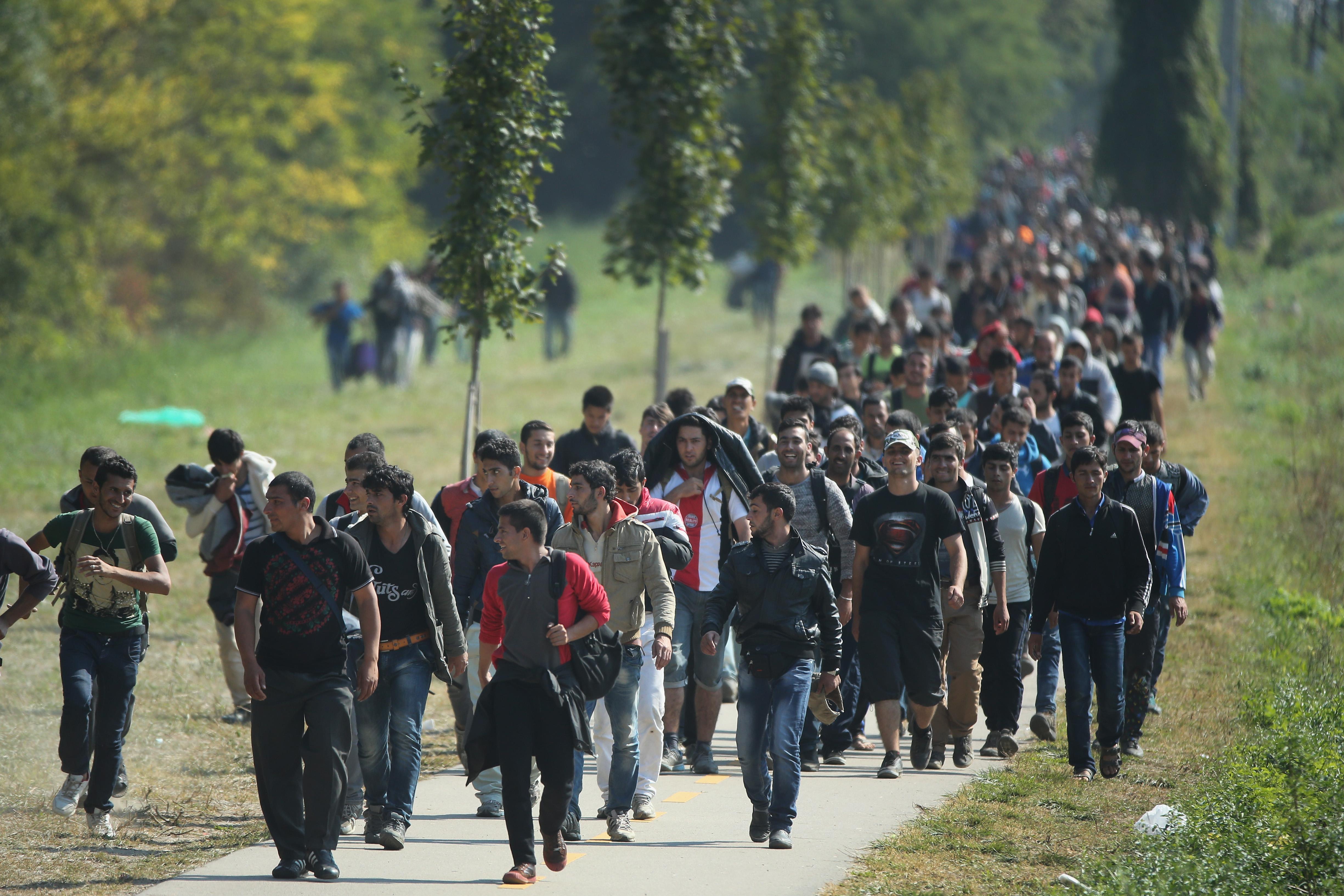 Österreichs Regierung wurde bereits 2014 vor Asylkrise gewarnt