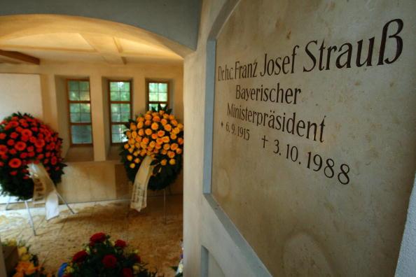 Hinweise auf US-Agententätigkeit von Franz Josef Strauß im Krieg