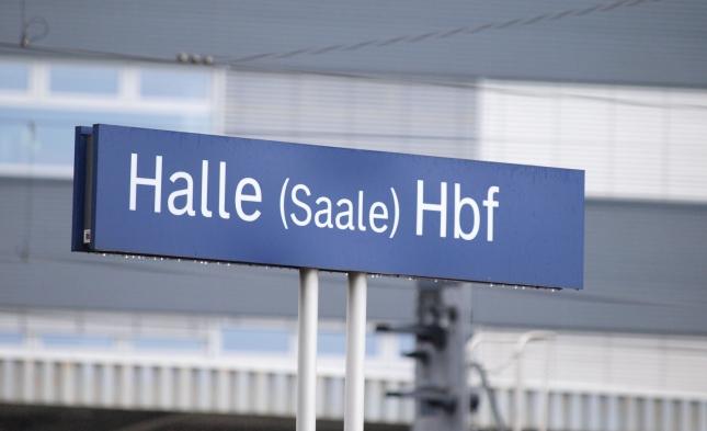 Hauptbahnhof Halle: Junger Mann forderte Alkohol von Mädchen (17, 13) – Schläge und Gewürge nach Ablehnung