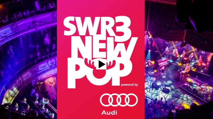 """SWR3 New Pop Festival 2015 – Live im Internet, TV & Radio, Line Up & Playlist…"" im Live-Stream, heute, Do., 10.09. live"