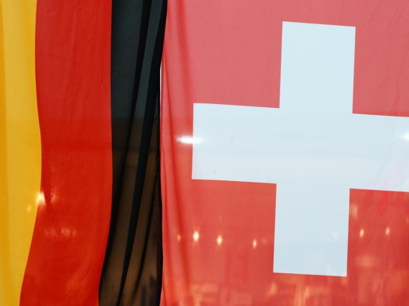Ramponiertes Verhältnis zur EU – Merkel besucht die Schweiz
