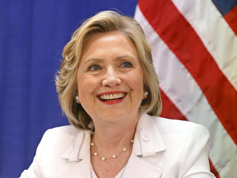 Clinton: Privater E-Mail-Server war ein «Fehler»