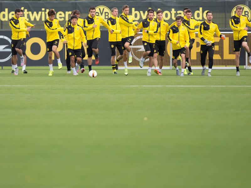 Forsche Töne – BVB-Star Reus: «Finale muss Ziel sein»