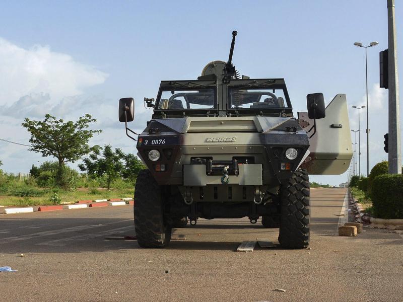 Putschisten in Burkina Faso geben in letzter Minute auf