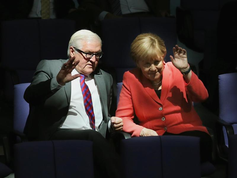 Steinmeier äußert sich um 14.30 Uhr öffentlich zur Lage nach Jamaika-Aus