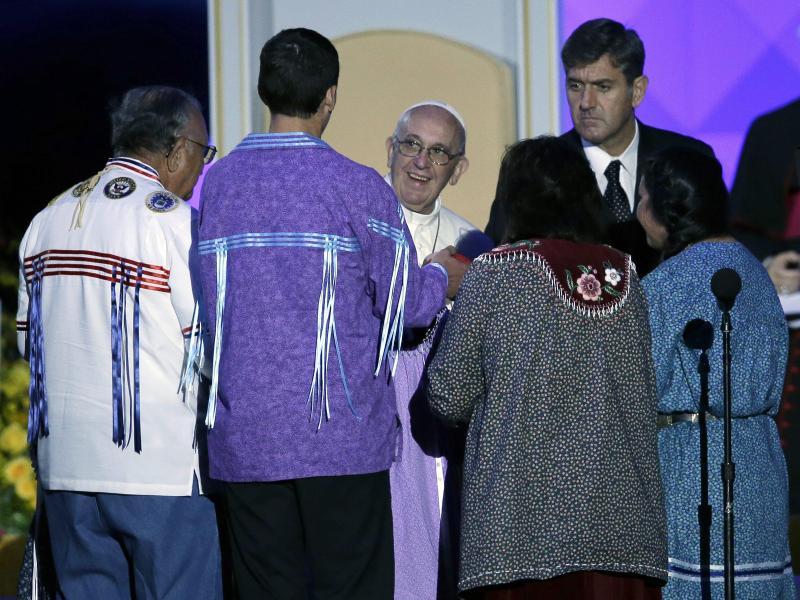 Papst beim Weltfamilientag: Familie «Fabrik der Hoffnung»