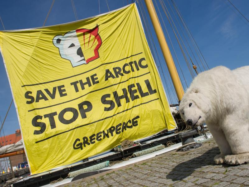 Schell gibt auf: Greenpeace sieht Bohrstopp in Arktis als «großen Sieg»
