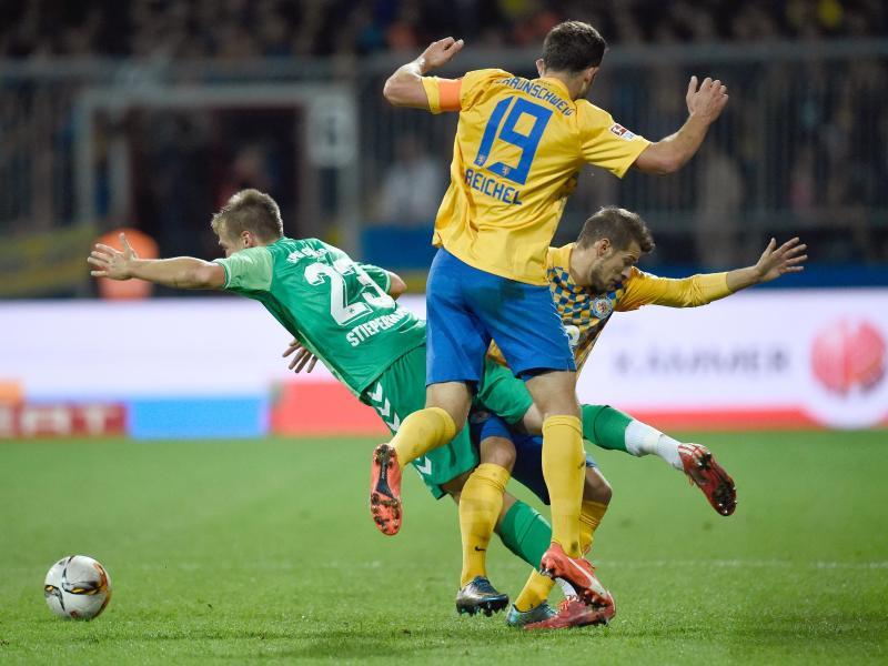 Greuther Fürth siegt 1:0 in Braunschweig