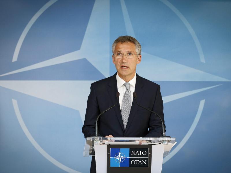 Nato kritisiert russisches Handeln
