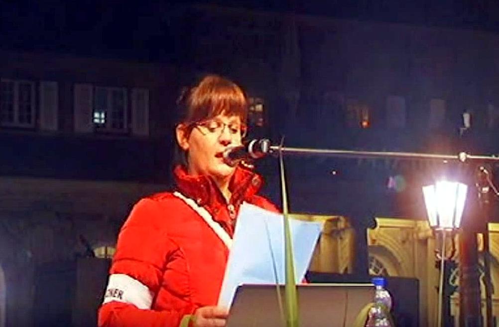 Zuwanderungschaos: Polnische Pegida-Rednerin kritisiert Deutschlands familienfeindliche Politik