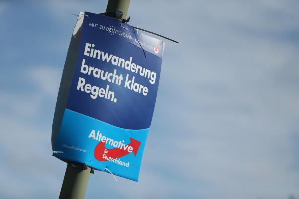 Wäre am Sonntag Bundestagswahl, wären Überraschungen nicht auszuschließen. Foto: Sean Gallup / Getty Images