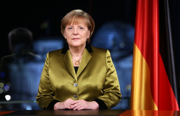 Merkel Ansprache Heute
