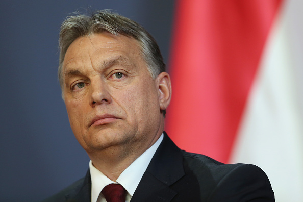 Viktor Orban Foto: Sean Gallup/Getty Images