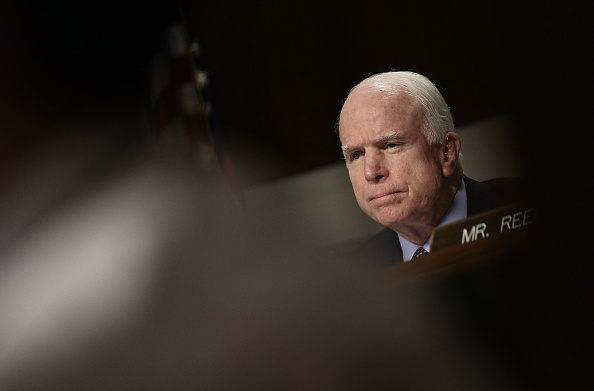 US-Senator John McCain Foto: Win McNamee/Getty Images