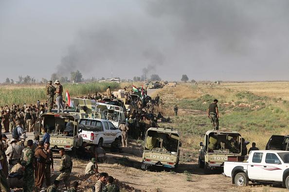 US-Behörden fragen: Woher haben IS-Kämpfer die vielen Offroad-Toyotas?