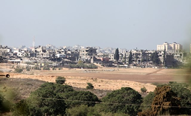 Gazastreifen Foto: über dts Nachrichtenagentur