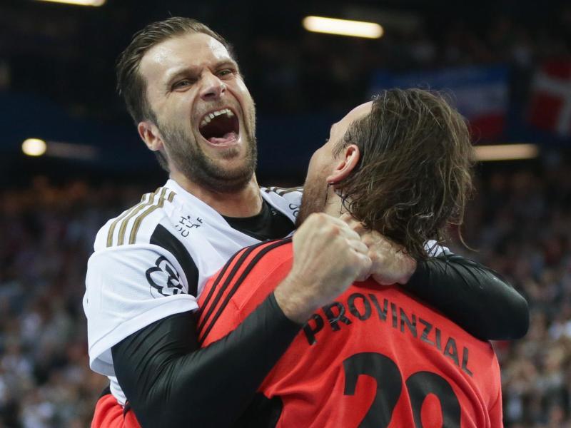 Kieler Handball-Recken verderben Vranjes den Geburtstag