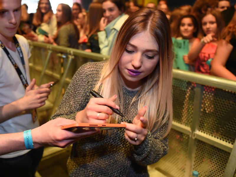 Youtuberin Bianca Heinicke Alias Bibis Beauty Palace Gibt Neben