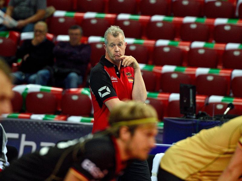 EM-Vorrunde: Deutsche Volleyballer mit zweiter Niederlage