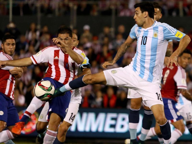 WM-Quali: Argentinien schwächelt – Brasilien holt 1. Sieg