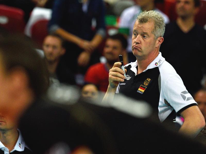 Bundestrainer Heynen: Ziel EM-Finale «war klar zu hoch»