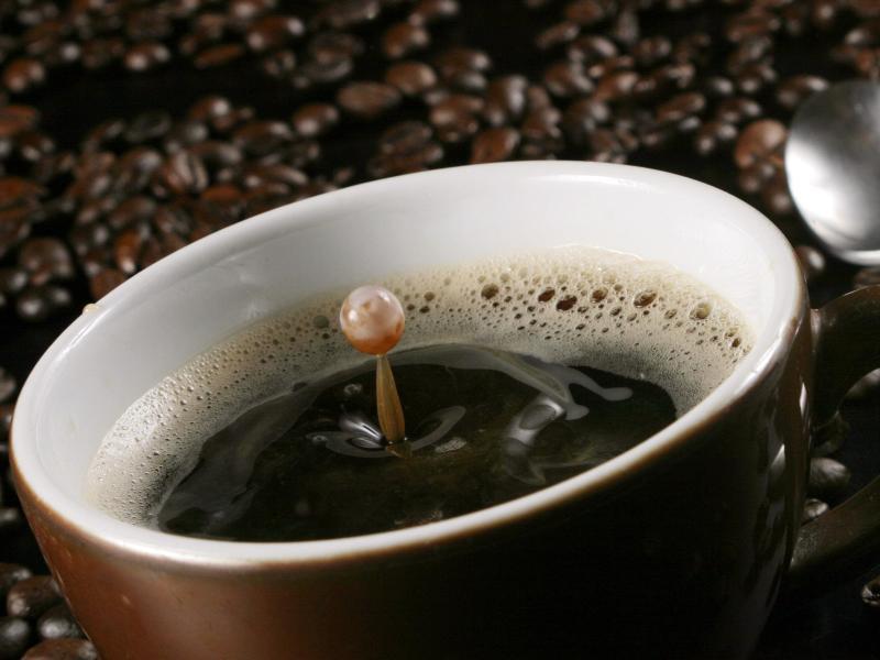 Berlin: Kaffee aus dem Bierzapfhahn