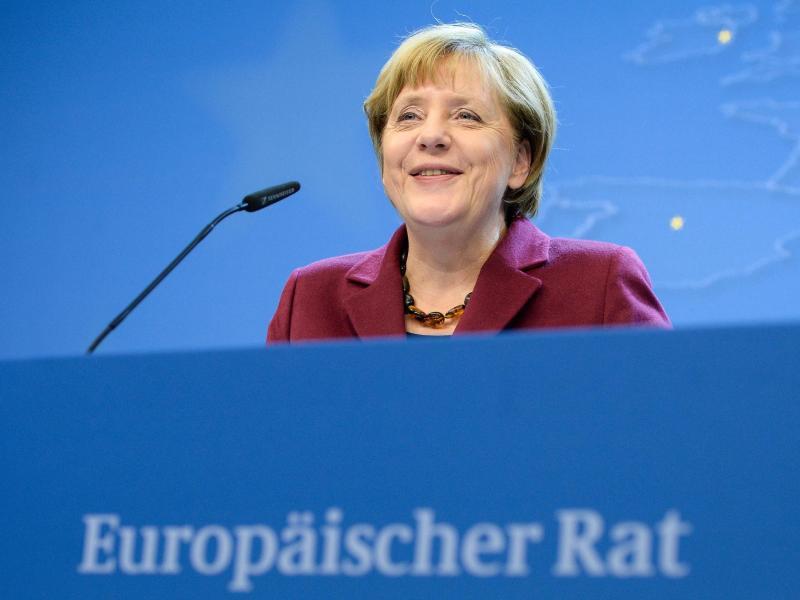 Analyse:Merkel kämpft um EU-Hilfe – und kommt nicht weit