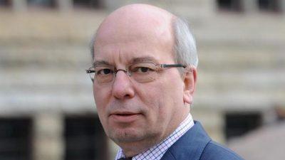 """Tichy: """"Shitstorm"""" gegen Rainer Wendt nicht wegen seiner Nebeneinkünfte"""