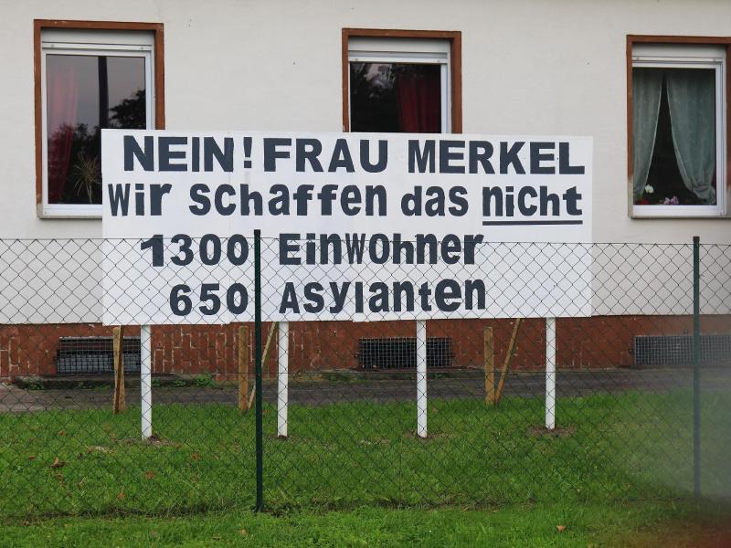 """Landrat fordert: Merkel muss ihr """"Wir schaffen das"""" zurücknehmen!"""