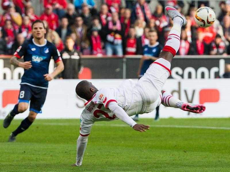 Stevens-Einstand bei Hoffenheim endet mit 0:0