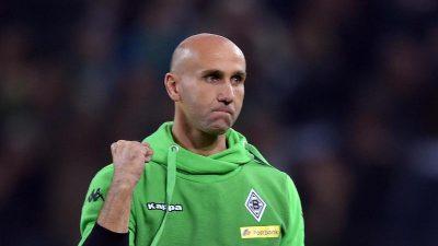 Schubert macht Gladbach glücklich: 4:1 bei Hertha BSC