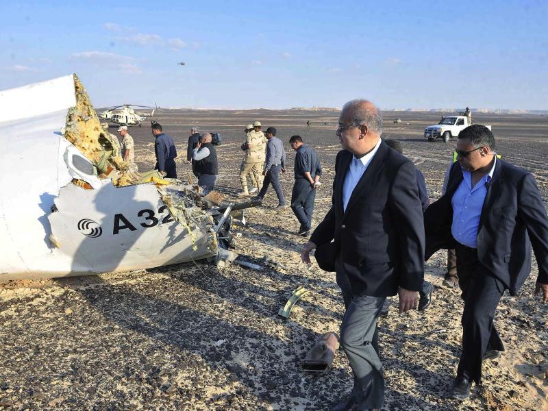 Russland trauert um 224 Tote bei Flugzeugabsturz
