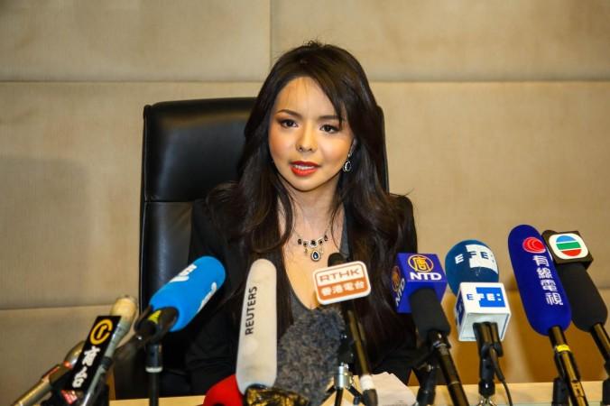 Miss World Canada lässt auch vor den Toren Chinas nicht locker