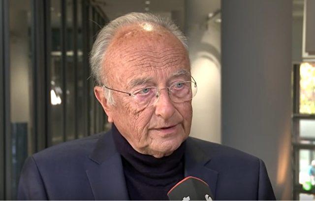Der Staatsrechtler Rupert Scholz hält eine Verfassungsklage wegen Merkels Asylpolitik für aussichtsreich. Foto: Screenshot youtube / N24