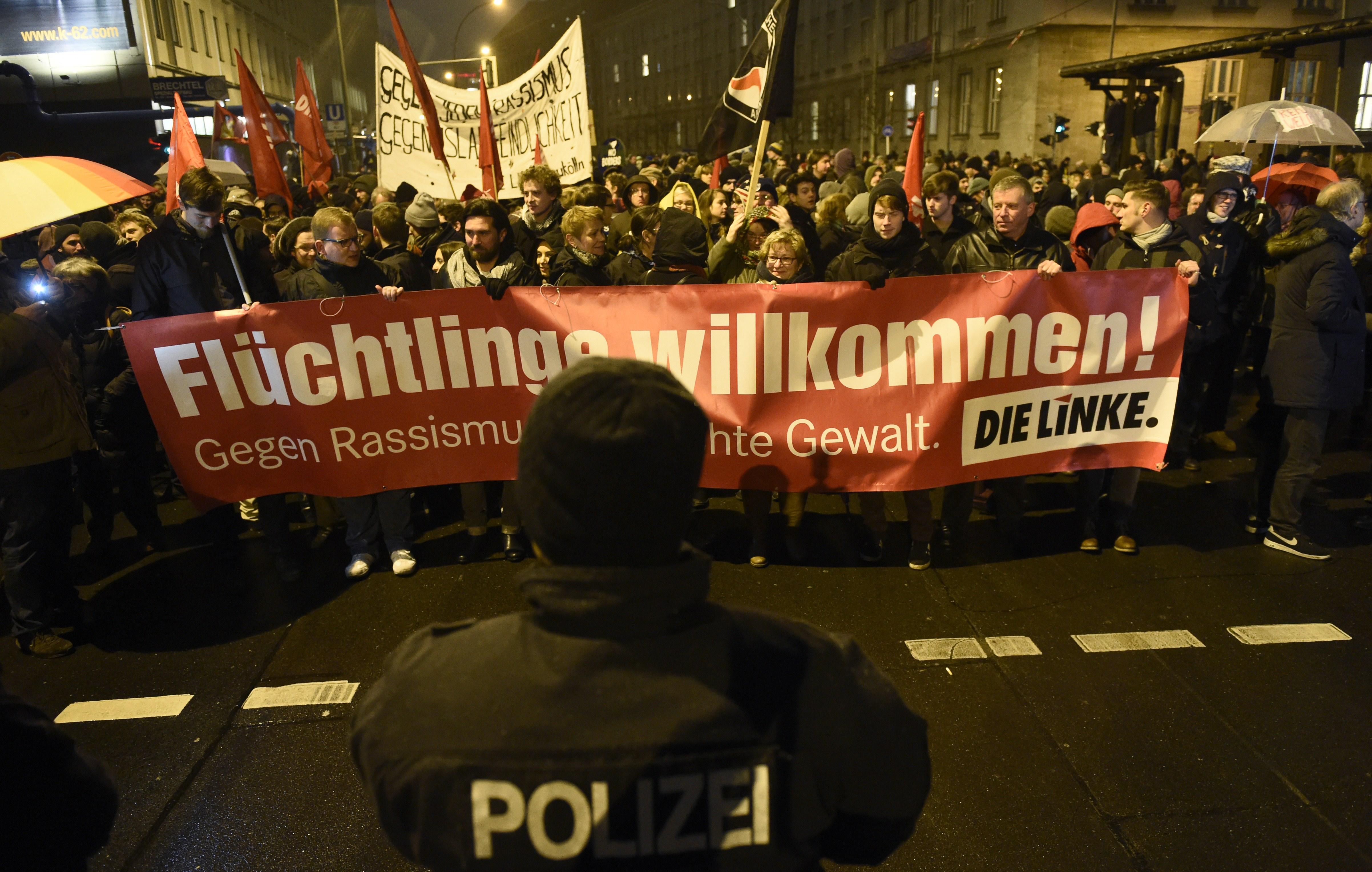 Gewerkschaftsbund bereitet Proteste gegen AfD-Parteitag vor